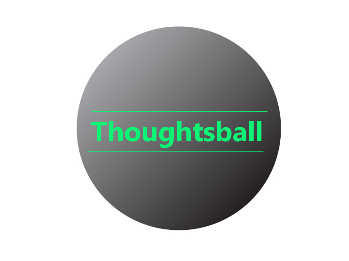 Thoughtsball
